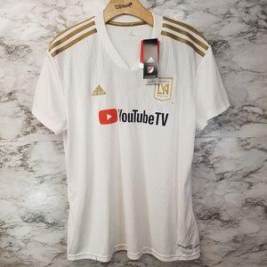 Adidas LA FC Women's Soccer Jersey LAFC Sz XL